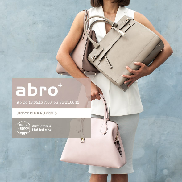 Abro - Accessoires & Schuhe mit Glamour-Feel