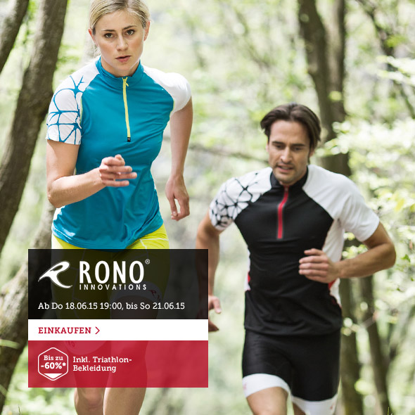 Rono Innovations - High Performance Sportswear