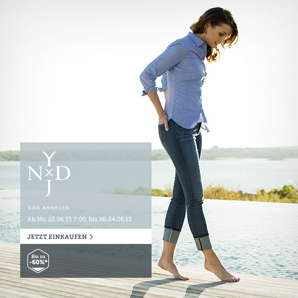 NYDJ - Feminine Mode im Power Casual Look