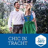 CHIC IN TRACHT