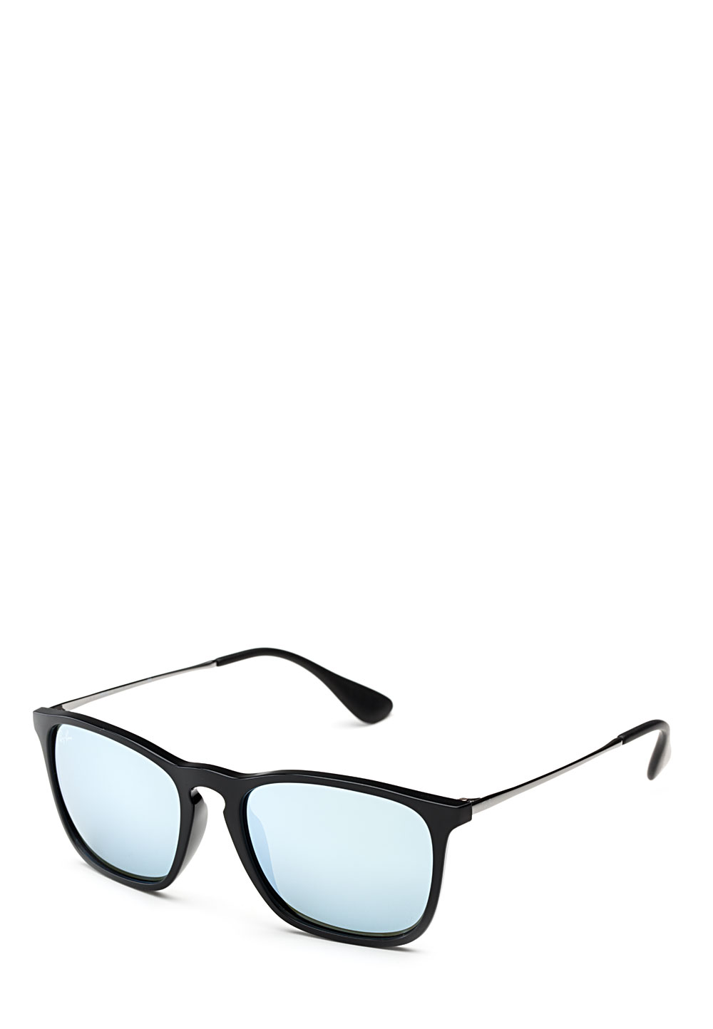 ray ban sonnenbrille unisex brille chris uv 400 schwarz. Black Bedroom Furniture Sets. Home Design Ideas