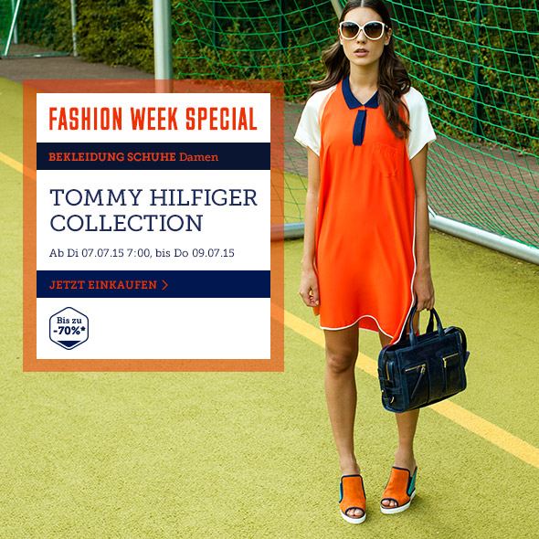 Tommy Hilfiger Collection - High-End-Fashion und Schuhe des Kultlabels