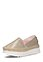 REPLAY - Plateau-Espadrilles, Absatz 4 cm, golden