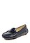 19V69 - Loafer, Leder, blau