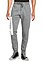 REPLAY - Sweat-Hose, gerader Schnitt