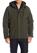 HAWKE & CO - Softshell-Jacke, 3-in-1, Kapuze
