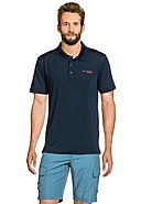 COLUMBIA - Funktions-Polo-Shirt Low Drag, UPF 40