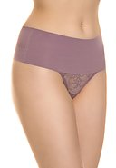 SPANX - String-Tanga Undie-Tectable, taillenhoch, mauve