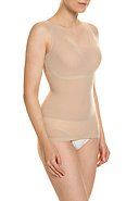 SPANX - Shaping-Top Thin-Stincts, Rundhals, nude
