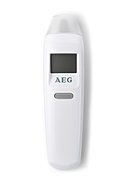AEG - Ohrthermometer FT 4919, weiß