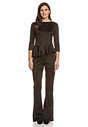 M BY MAIOCCI - Overall, 3/4-Arm, U-Boot, Boot Cut