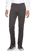 TOMMY HILFIGER - Hose, Wolle, Fitted Fit