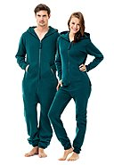 ZIPUPS - Overall All Color, Kapuze, teal