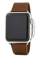 APPLE - Apple Watch Series 1, Gr. M, 38 mm, braun