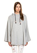 CHIEMSEE - Sweat-Poncho Louise, Kapuze, legerer Schnitt