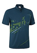 GONSO - Bike-Shirt, Stehkragen, Semi Fit