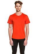 BROOKS RUNNING - Running-Shirt Steady, Kurzarm, Rundhals, UPF 30+