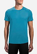 BROOKS RUNNING - Running-Shirt Steady, Kurzarm, Rundhals