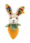 STEIFF - Knister-Greifring Carrie Hase mit Rassel