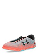 UNDER ARMOUR - Fussballschuhe Speed Force ID, koralle/blau