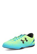 UNDER ARMOUR - Fussballschuhe Speed Force ID, gelb/blau