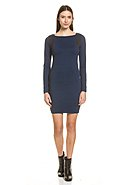 G-STAR RAW - Kleid US, Langarm, U-Boot