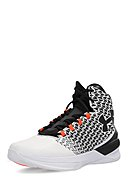 UNDER ARMOUR - Basketball-Schuhe Clutch Fit 3, weiß