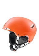 UVEX - Skihelm Jakk+, orange/weiß