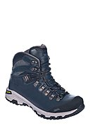 TRESPASS - Trekkingschuhe Genuine, Leder, navy