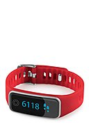 MEDISANA - ActivityTracker ViFit touch, rot