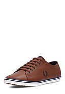 FRED PERRY - Sneaker Kingston Leather, Leder, dunkelblau