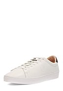 FRED PERRY - Sneaker Spencer Premium Leather, Leder, weiß