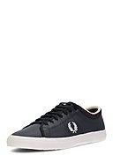 FRED PERRY - Sneaker Kendrick Tipped Cuff Leather, Leder