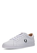 FRED PERRY - Sneaker Baseline Leather, Leder, weiß