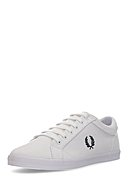 FRED PERRY - Sneaker Baseline Canvas, weiß