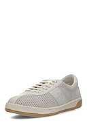 FRED PERRY - Sneaker B1 Perf Leather, Leder, weiß