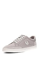 FRED PERRY - Sneaker Deuse Canvas, grau