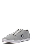 FRED PERRY - Sneaker Kingston Two Tone Nylon, grau