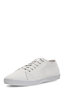 FRED PERRY - Sneaker Kingston Microfiber, hellgrau
