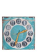 KARE DESIGN - Wandschmuck Time is Colorful, H161,5 x B161 x T6cm