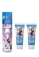ORAL-B - Oral-B Vitality Stages Frozen, inkl. Zubehör