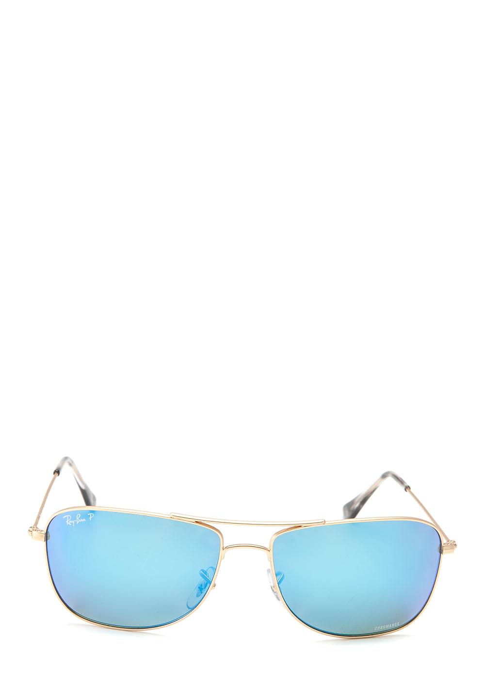 Ray-Ban Sonnenbrille Rb3543, polarized, UV 400, gold