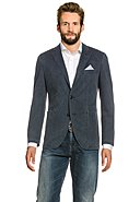 BENVENUTO - Sakko Unplugged washed, Modern Fit