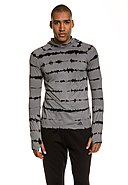 ADIDAS - Funktions-Longsleeve, Kapuze, Fitted Fit