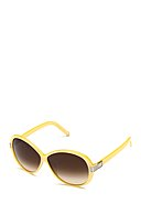 CHLOE - Sonnenbrille CE605S, UV 400, yellow