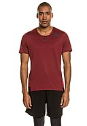 ADIDAS - Funktions-T-Shirt, Rundhals, Slim Fit