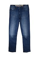 RINGSPUN - Jeans, Regular Fit, kurzes Bein
