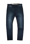 RINGSPUN - Jeans, Slim Fit, kurzes Bein