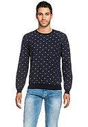 PEPE JEANS - Feinstrickpullover Colin, Rundhals