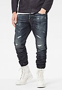 G-STAR RAW - Jeans, Straight-Tapered Fit